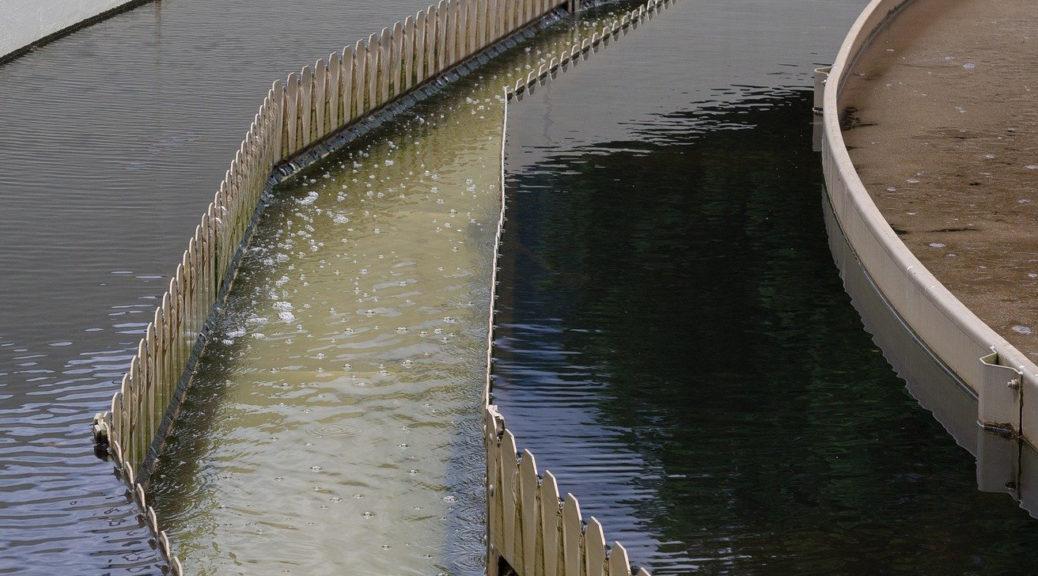 Tratamiento de las aguas residuales industriales
